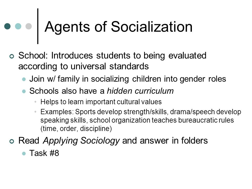 Socialization The Key To Our Humanity Ppt Video Online Download