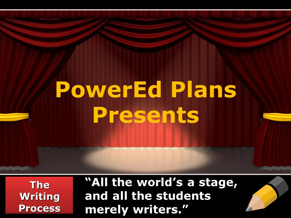 PowerEd Plans Presents