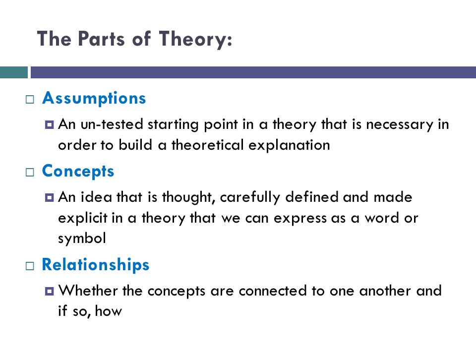 RESEARCH PROPOSAL THEORY QUESTION HYPOTHESIS