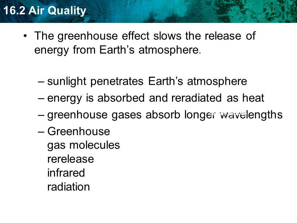 sunlight penetrates Earth's atmosphere