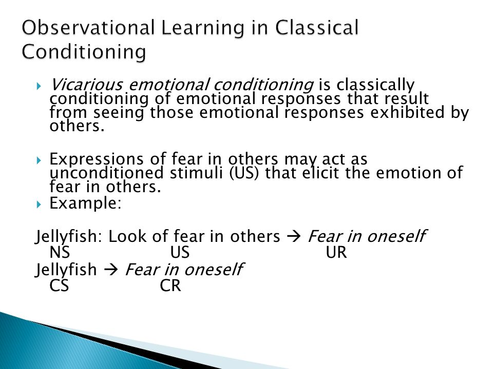 Observational learning ppt video online download.