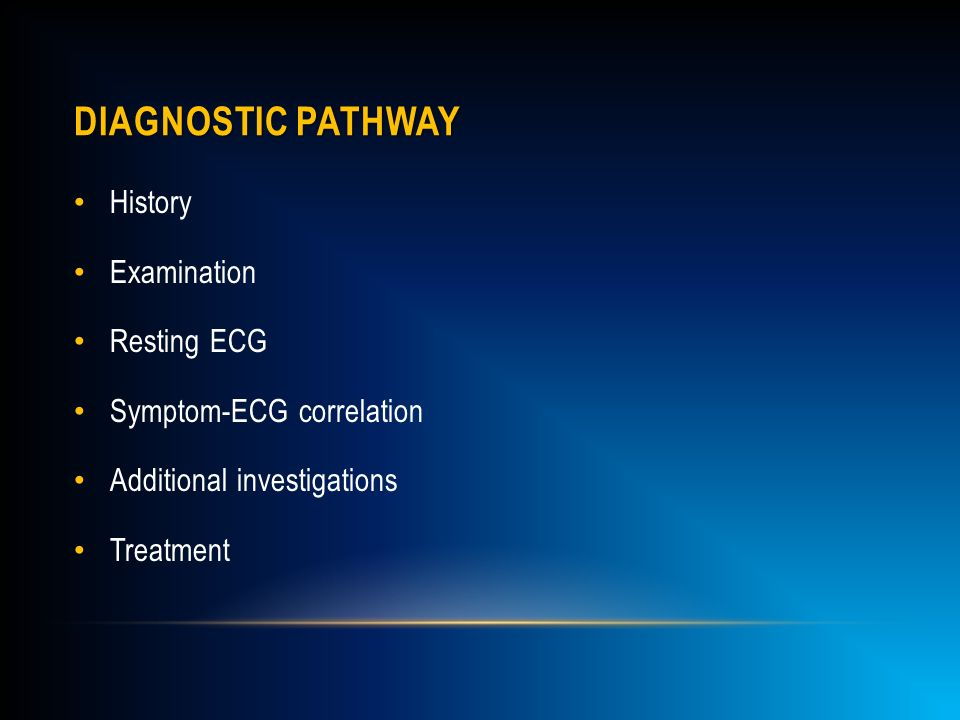DIAGNOSING & TREATING PALPITATIONS - ppt video online download