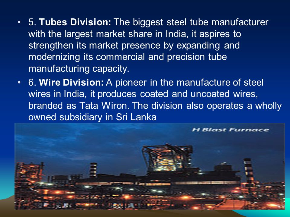 PROJECTSTRATEGY:BUSINESSSTRATEGY MANAGEMENTAT TATA STEEL - ppt download