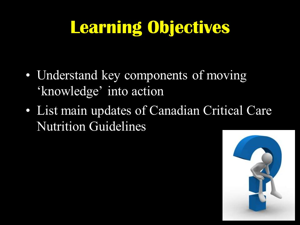 Critical Care Nutrition - ppt video online download