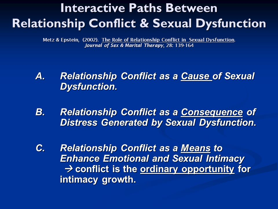 Journal of sex marital therapy