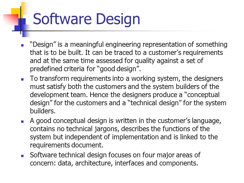What Is Software Design Most Freeware