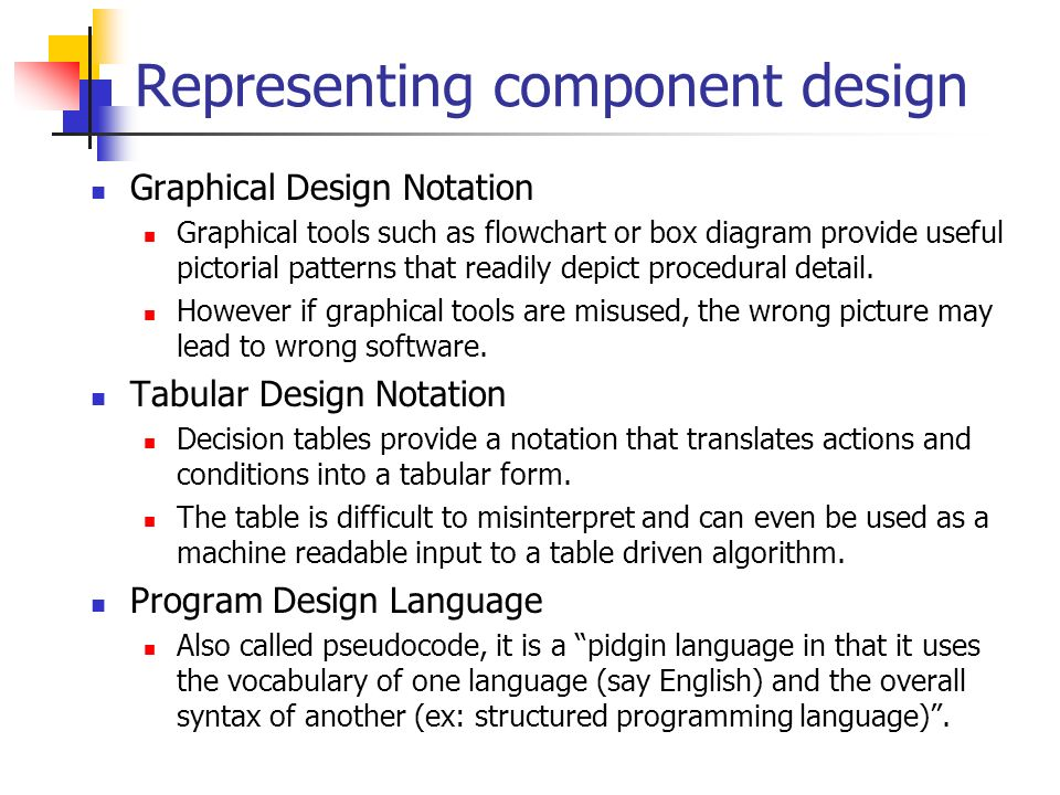 Software Engineering Software Design Ppt Download