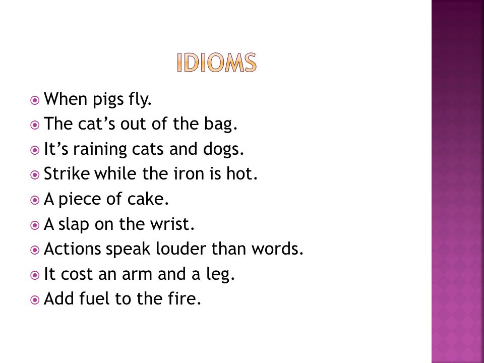 Collocations Idioms And Phrasal Verbs Ppt Video Online Download