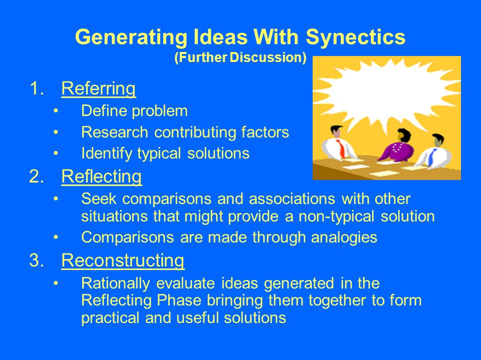 synectics model of teaching by william gordon