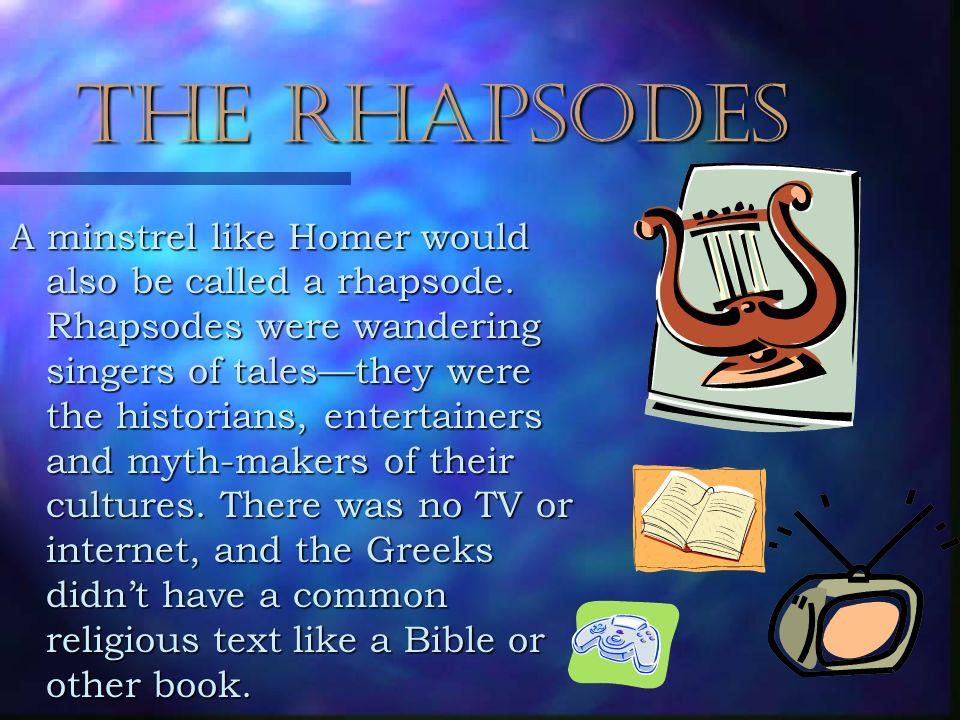 homer myth