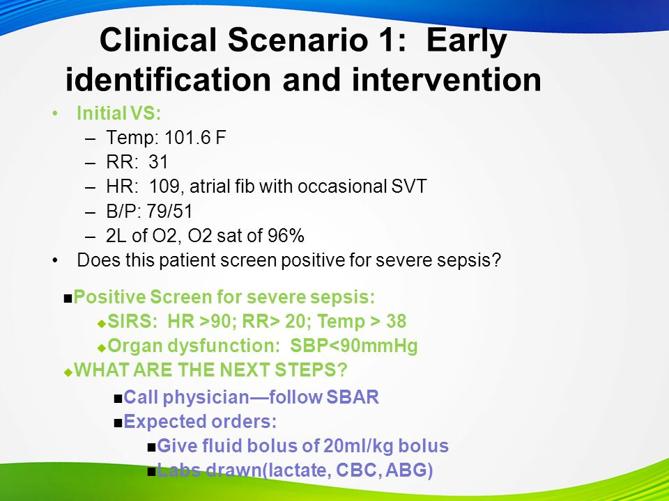 Early Management Saves Lives - ppt download
