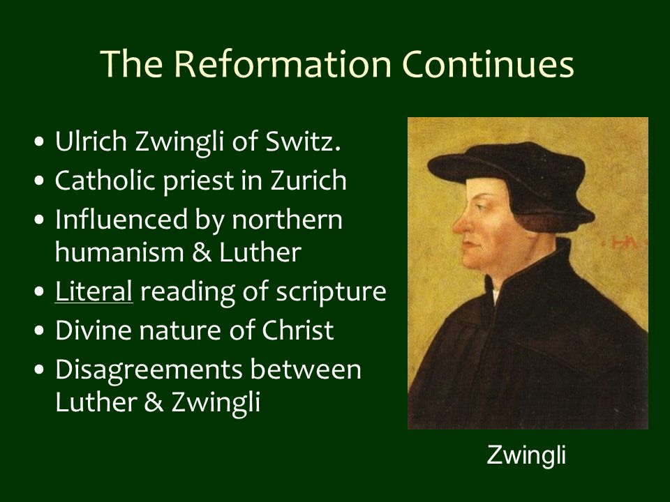 THE REFORMATION CONTINUES PDF DOWNLOAD