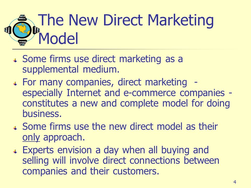 direct selling techniques