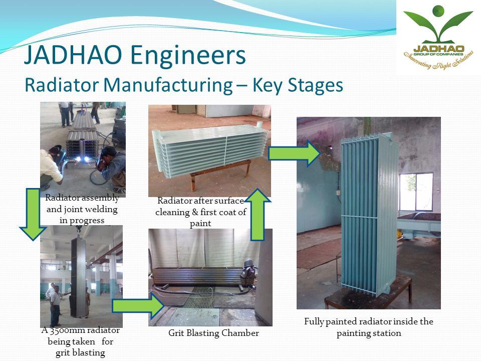 Transformer Radiator Manufacturing - ppt download