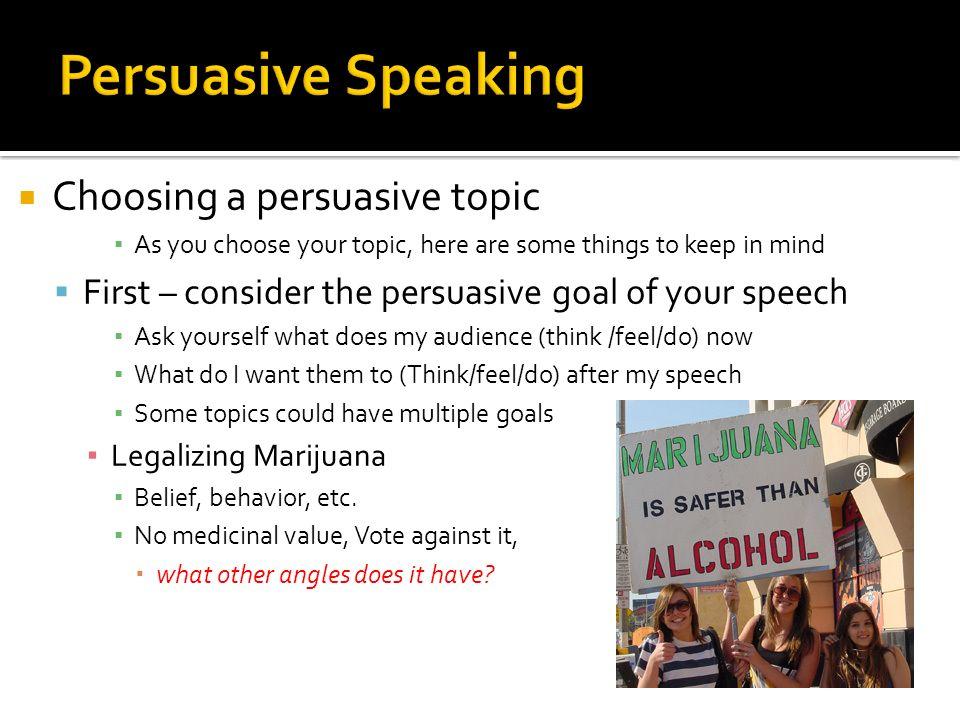 Understanding principles of persuasive speaking ppt download 3 persuasive solutioingenieria Choice Image