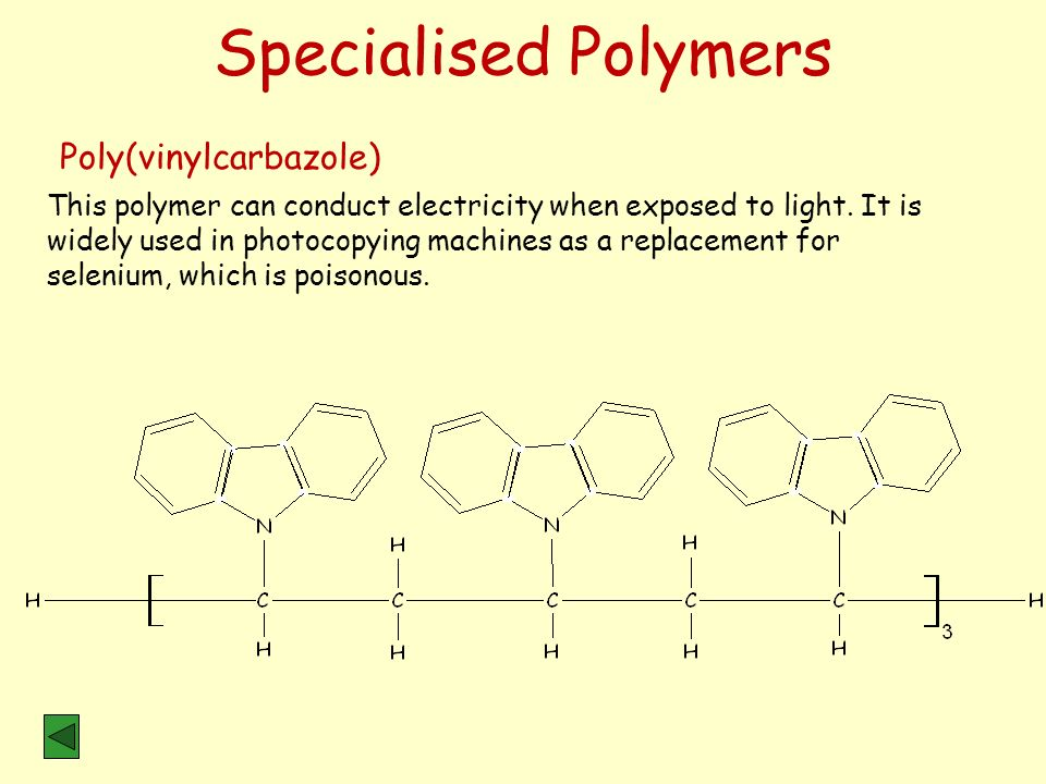 Polymer Molecules Condensation and Addition Polymers ...