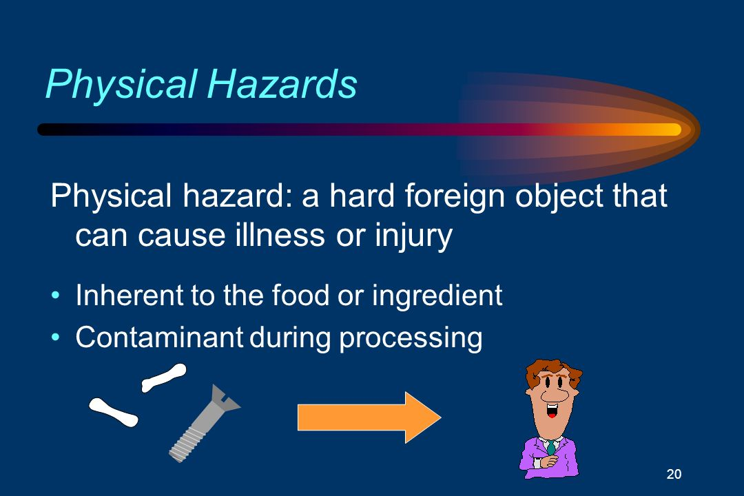 Understanding HACCP Module 1 is intended to teach the participant