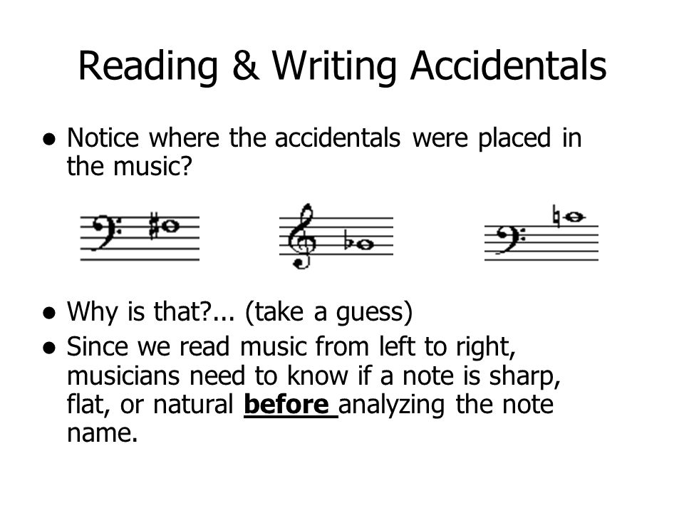 how to read music keys