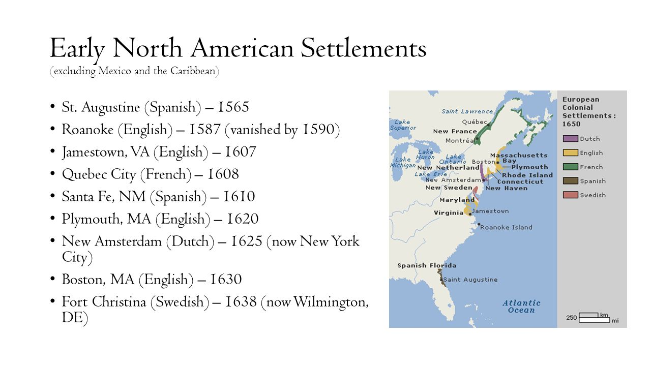 Colonial Settlement Mr. Webster\'s Class. - ppt download