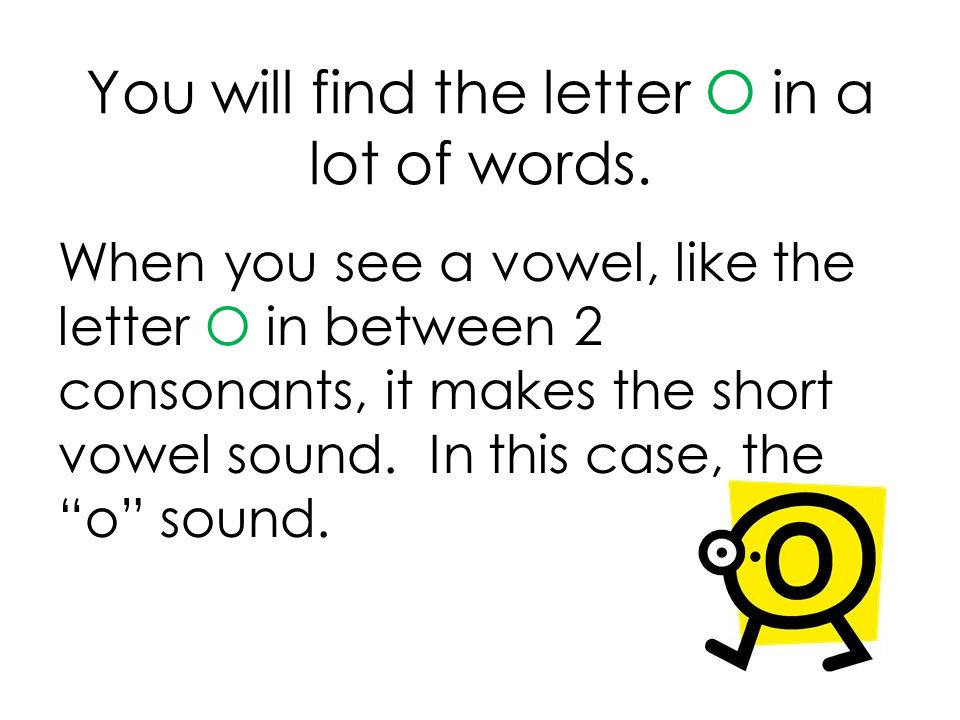 Short Vowels A E I O and U ppt video online