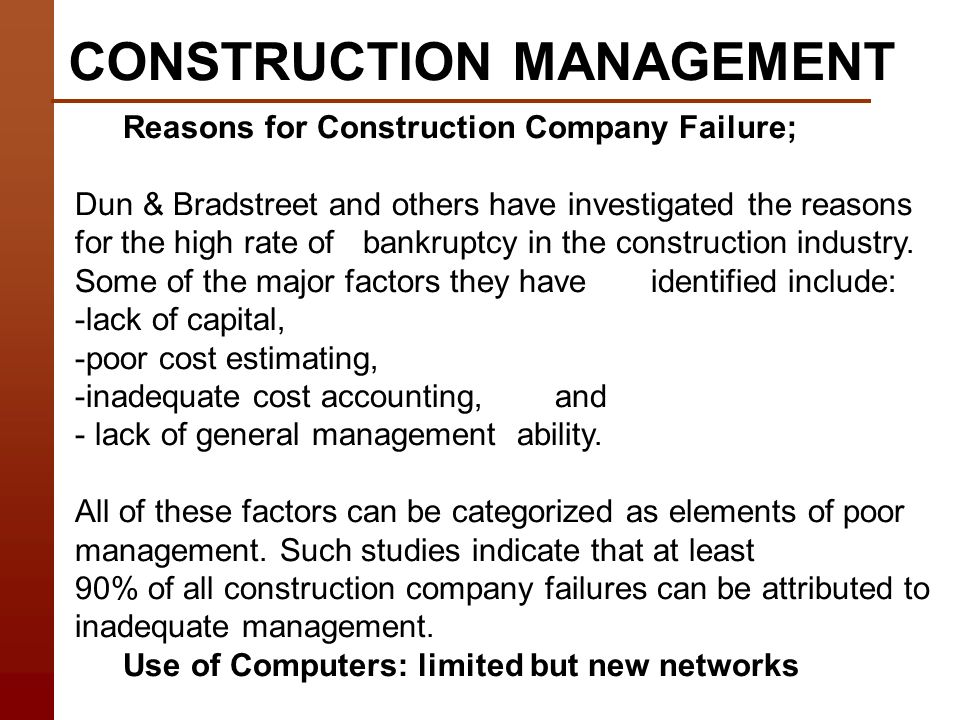 cost management in construction industry pdf