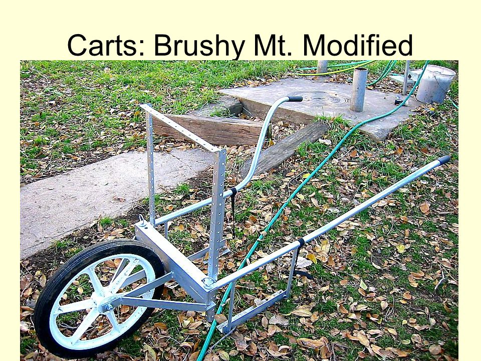 Carts: Brushy Mt. Modified