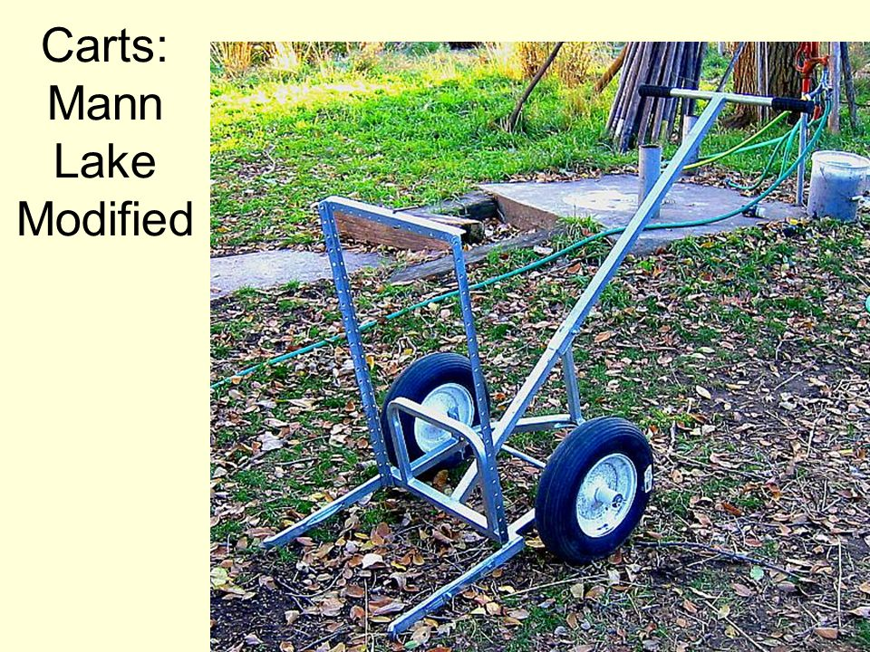 Carts: Mann Lake Modified