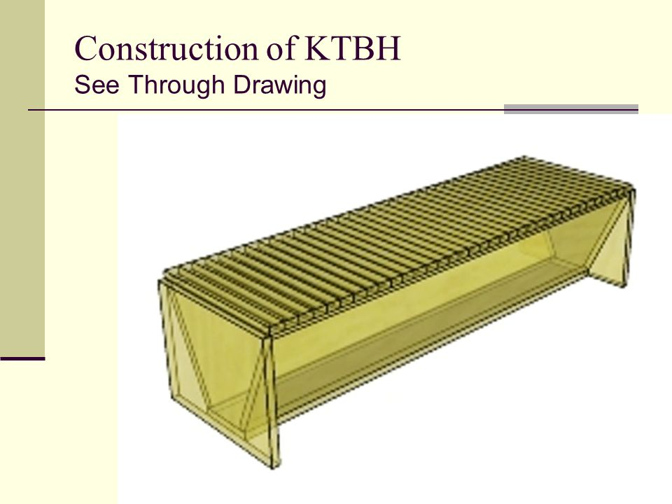 Construction of KTBH See Through Drawing
