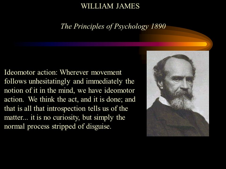 The Principles of Psychology 1890