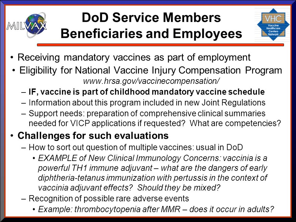 DoD Service Members Beneficiaries and Employees