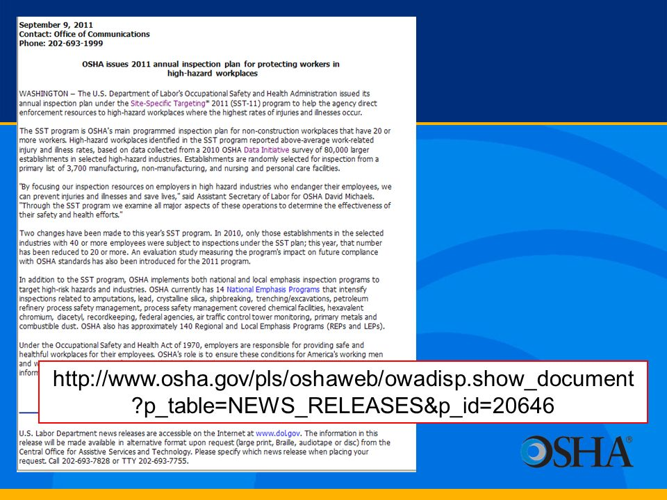 osha. gov/pls/oshaweb/owadisp. show_document