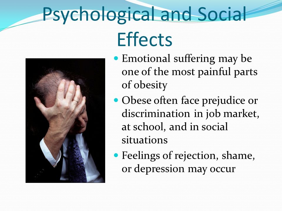 Psychological and Social Effects