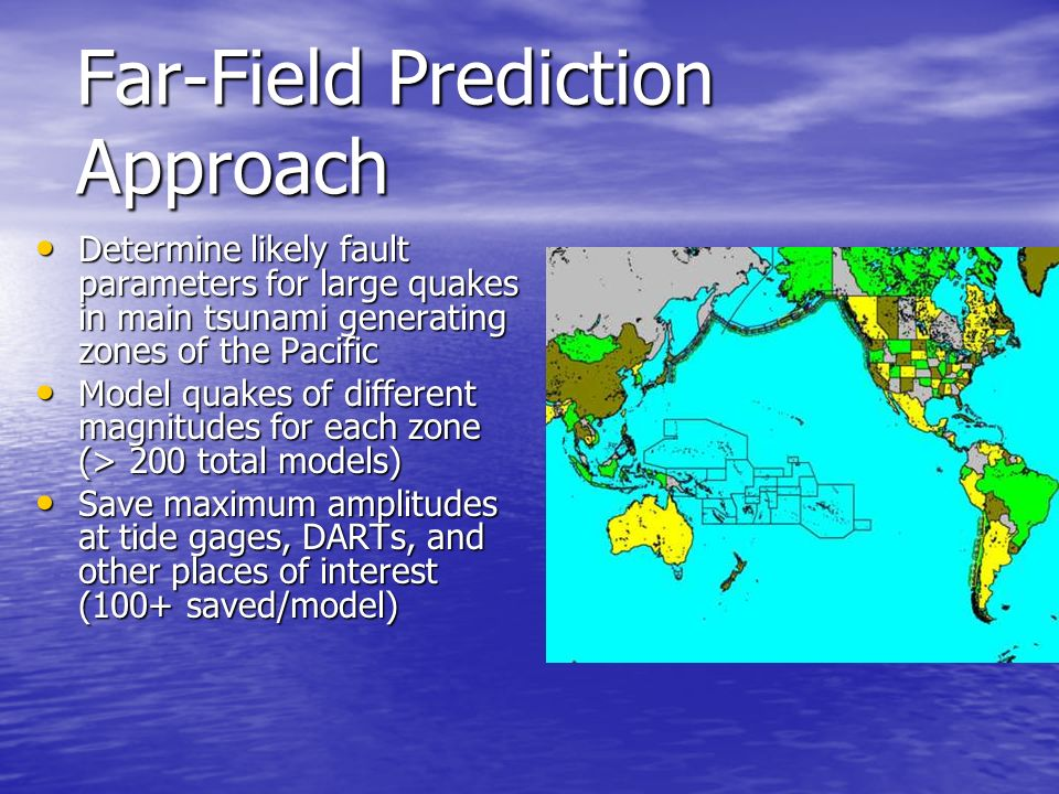 Far-Field Prediction Approach