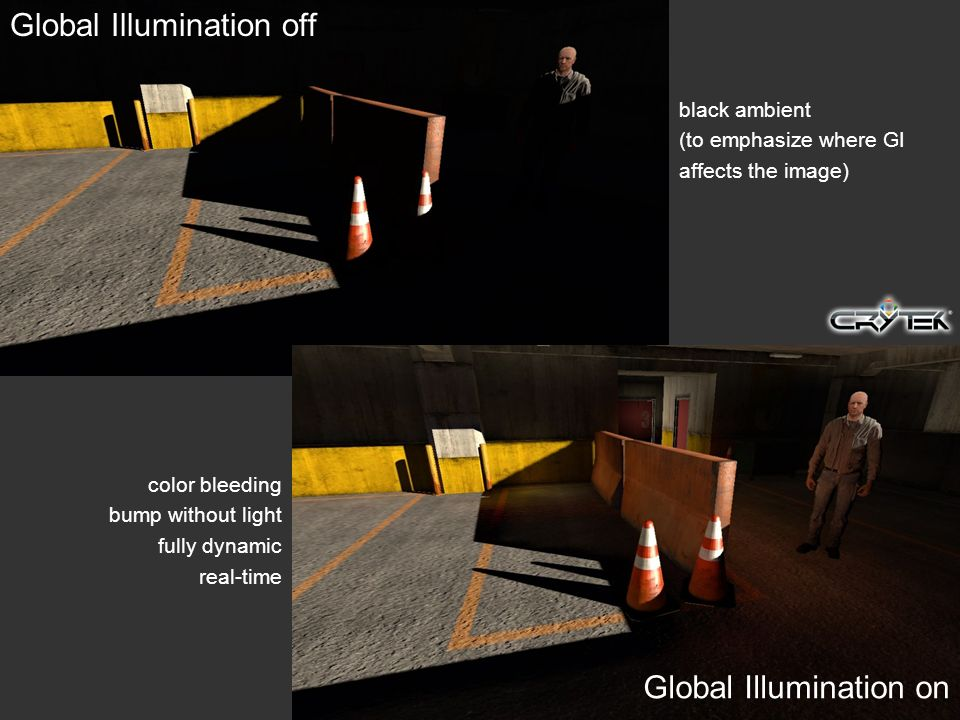 Global Illumination off