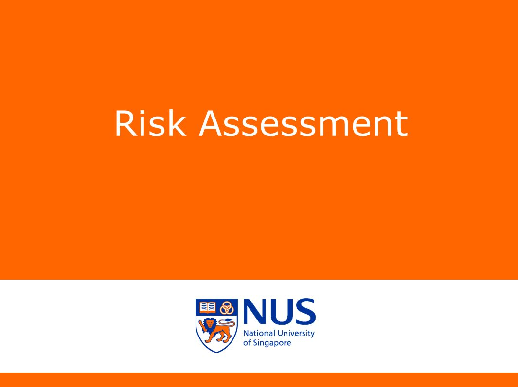Risk Assessment 17
