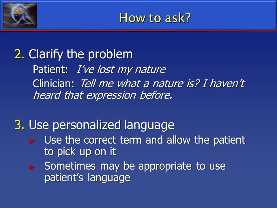 3. Use personalized language