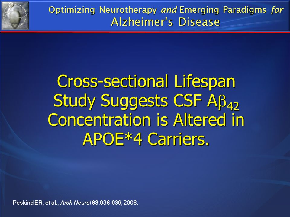Optimizing Neurotherapy and Emerging Paradigms for