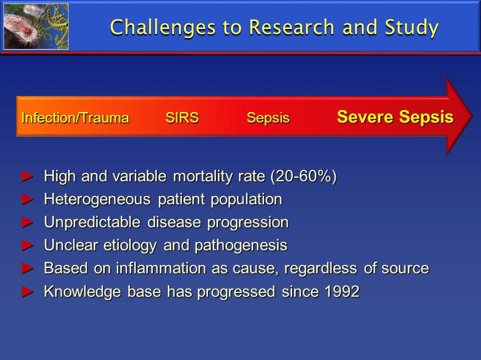 Challenges to Research and Study