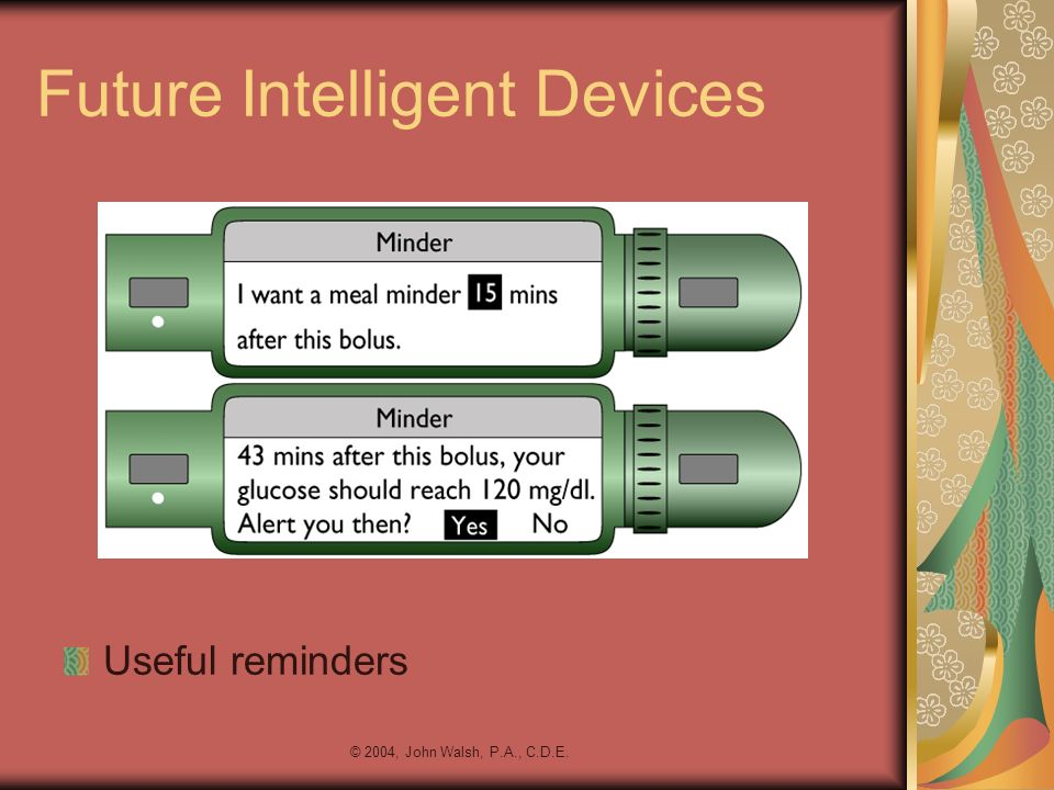 Future Intelligent Devices