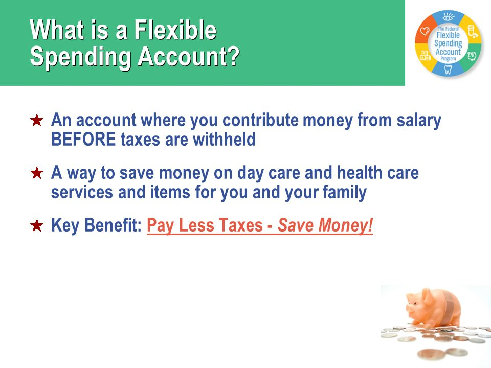 What is a Flexible Spending Account