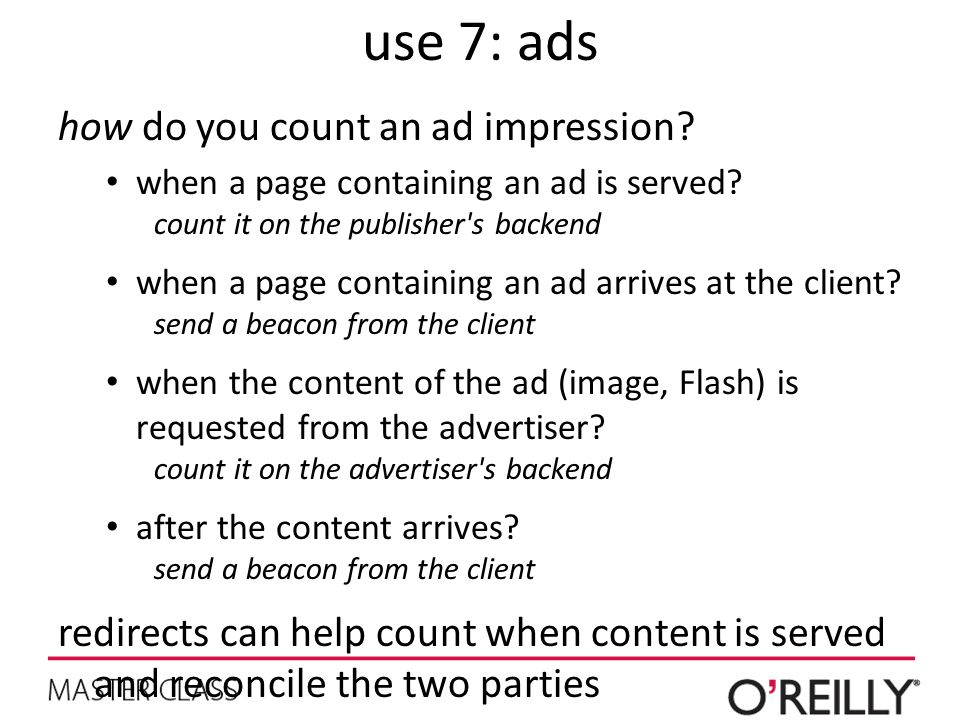 use 7: ads how do you count an ad impression
