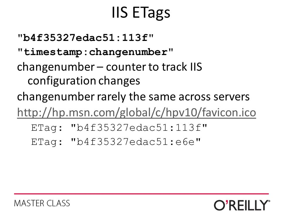 IIS ETags changenumber – counter to track IIS configuration changes