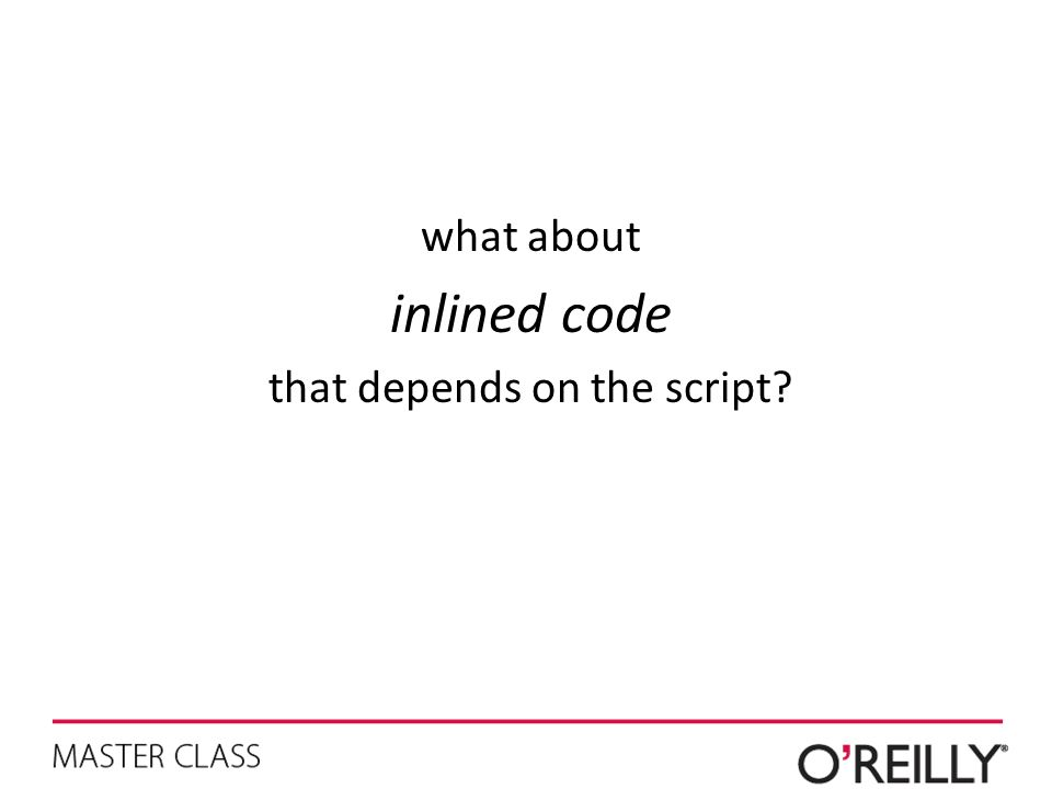 that depends on the script