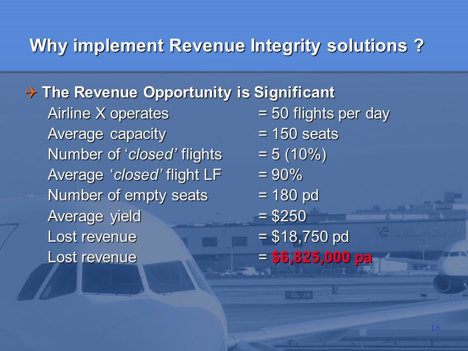 Why implement Revenue Integrity solutions