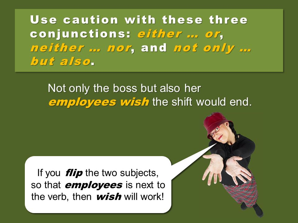 Not only the boss but also her employees wish the shift would end.
