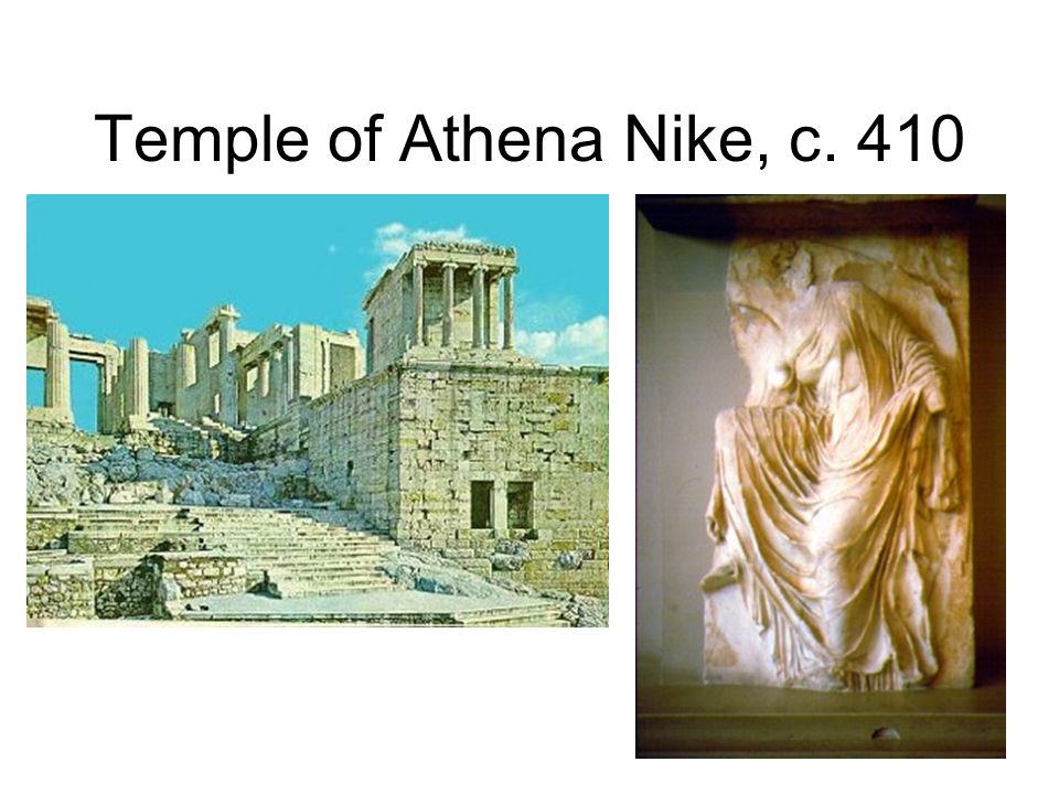 Temple of Athena Nike, c. 410
