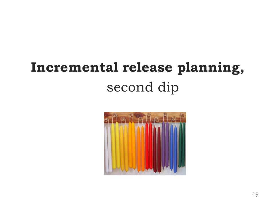Incremental Releases Users & Stakeholders Will Love