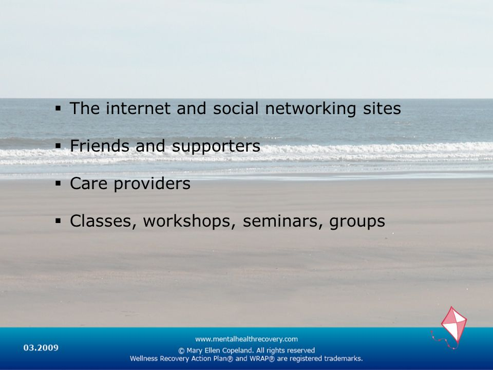 The internet and social networking sites