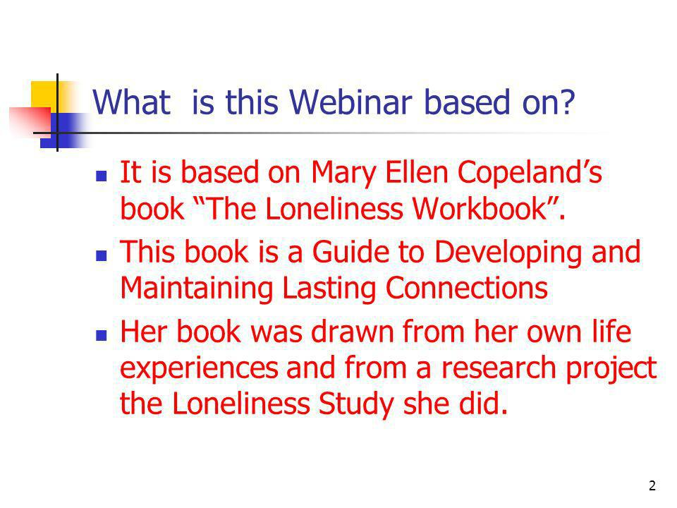What is this Webinar based on