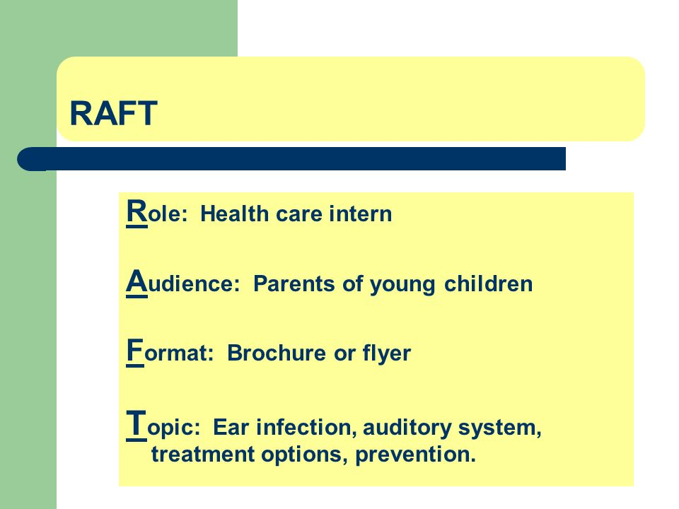 Topic: Ear infection, auditory system, treatment options, prevention.